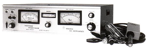 WVG-3FT型/WVG-3FLT型(対数式タイプ)