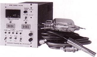 デジタル電離真空計IVG-8302DM型(リレー接点付タイプ)